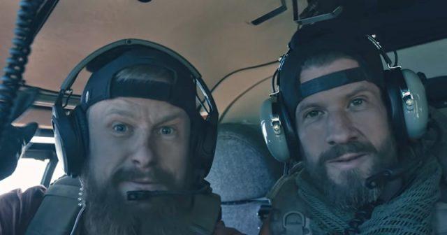 Fritz Meinecke und Fabian Siegismund spielen die Hauptrollen im Werbevideo zu