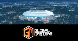 Die Veltins Arena - Heimspielstätte von Konami-Partner FC Schalke 04 - ist Austragungsort der Global Masters 2020 (Abbildung: Ally4ever / Konami)