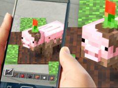 """Handy-Nutzung bei Kindern: """"Minecraft"""" ist gerade bei den Unter-Zehnjährigen die klare Nummer 1 (Abbildung: Microsoft)"""