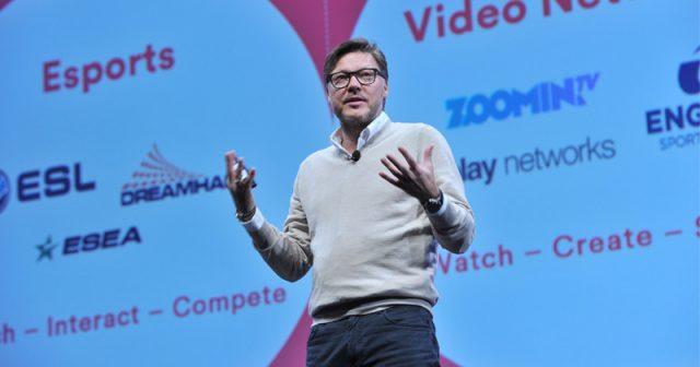 MTG-Vorstands-Chef Jorgen Madsen Lindemann prüft eine Abspaltung des Games-Segments (Foto: MTG / Desjardins / Image / Reed MIDEM)