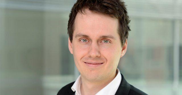 Sven-Christian Kindler gehört seit 2009 dem Bundestag an und ist haushaltspolitischer Sprecher der Fraktion Bündnis 90 / Die Grünen (Foto: Stefan Kaminsky)