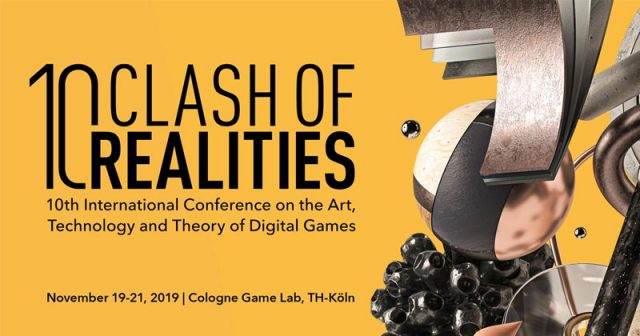 Clash of Realities 2019: Die Jubiläums-Konferenz steigt vom 19. bis 21.11. in Köln (Abbildung:TH Köln)