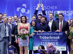 Die Ausrichter des Deutschen Computerspielpreises schreiben den PR-Etat für den DCP 2020 aus (Foto: Isa Foltin / Getty Images for Quinke Networks)