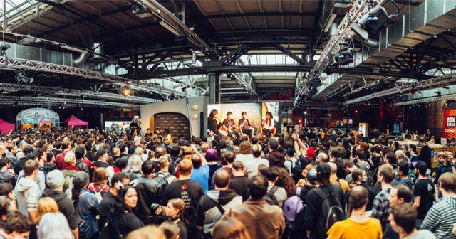 EGX Berlin 2019: Beim Panel von Hideo Kojima und Fatih Akin platzte die Station Berlin aus allen Nähten (Foto: Veranstalter)
