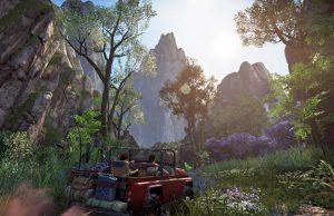 """Szene aus """"Uncharted: The Lost Legacy"""": Studios wie Naughty Dog stehen auf der Kundenliste des Epic-Games-Neuzugangs Quixel (Abbildung: Sony Interactive)"""