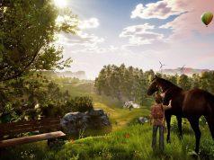 """Szene aus """"Ostwind 2"""": Mit """"Stable Girl"""" fördert der FFF Bayern abermals ein Pferde-Spiel von Aesir Interactive (Abbildung: Wild River Games)"""