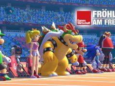 """Switch-Neuheit """"Mario & Sonic bei den Olympischen Spielen: Toyko 2020"""" (Abbildung: Nintendo of Europe)"""