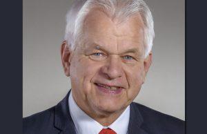 Verbands-Vize Ralf-Rainer Klatt ist für Sportentwicklung zuständig (Foto: Landessportbund Hessen)