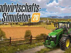 """Ab dem 3. Dezember erhältlich: der """"Landwirtschafts-Simulator 20"""" für Nintendo Switch (Abbildung: Astragon Entertainment)"""