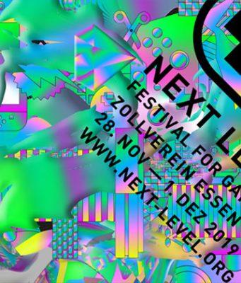 Das Next Level Festival 2019 findet vom 28.11. bis 1.12. in Essen statt (Abbildung: Veranstalter)