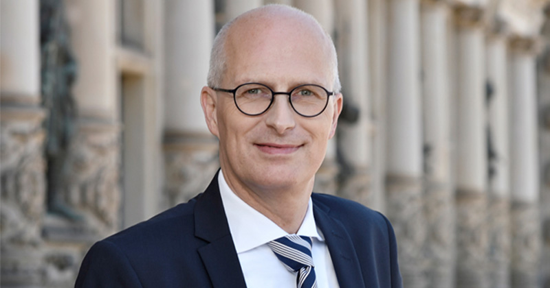 Hamburg Bürgermeister