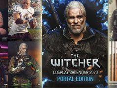 """Ab sofort vorbestellbar: der """"Wticher""""-Kalender 2020 von Maul Cosplay in der """"Portal Edition"""" (Abbildung: Defcon Unlimited)"""