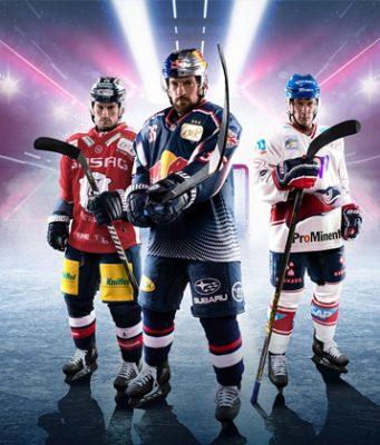 """Gemeinsam mit der Telekom startet die DEL eine eigene eSport-Liga auf Basis von """"NHL 20"""" (Abbildung: Magenta Sport)"""