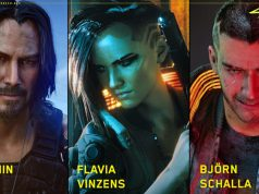 """CD Projekt Red gibt die deutschen Stimmen der """"Cyberpunk 2077""""-Hauptrollen bekannt."""