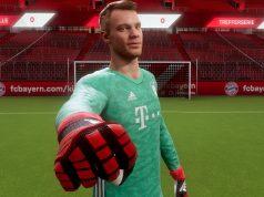 """Kopfballtraining mit dem Weltmeister: Für die """"FC Bayern VR Experience"""" wurde Manuel Neuer in 3D gescannt (Abbildung: FC Bayern München AG)"""