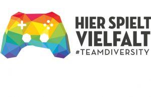 """Bunt und offen - diesen Anspruch verfolgt der Industrieverband Game mit der Kampagne """"Hier spielt Vielfalt"""" (Abbildung: Game)"""