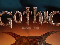 """Mit einem zweistündigen Ausschnitt will THQ Nordic das Potenzial eines """"Gothic Remake"""" ergründen (Abbildung: THQ Nordic)"""