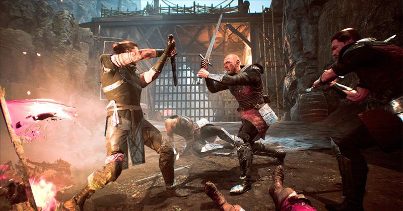 """Bei der Umsetzung des """"Gothic Remake"""" kommt die Unreal Engine 4 zum Einsatz (Abbildung: THQ Nordic)"""