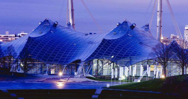 Das Finale der League of Legends European Championship 2021 könnte in der Münchener Olympiahalle stattfinden (Foto: Olympiapark München GmbH)