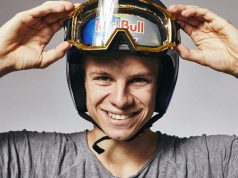 "Bürgt mit seinem guten Namen für ""Ski Jumping Pro VR"": Olympiasieger Andreas Wellinger (Foto: Kalypso Media)"