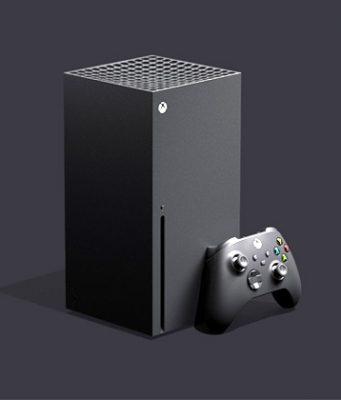 So wird die Xbox Series X aussehen: Die Quader-Form erinnert an einen Mini-PC (Foto: Microsoft)