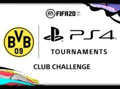 Gemeinsam mit Sony und EA veranstaltet Borussia Dortmund ein FIFA 20-Turnier (Abbildung: Sony)