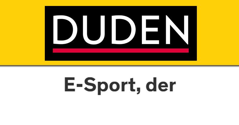 Duden Sport