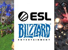 """Die ESL übernimmt für Blizzard die eSport-Betreuung von """"WarCraft 3 Reforged"""" und """"StarCraft 2"""" (Abbildungen: ESL / Blizzard Entertainment)"""