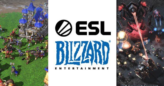 Die ESL übernimmt für Blizzard die eSport-Betreuung von