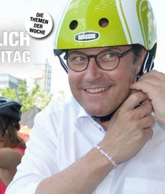 Verkehrsminister Andreas Scheuer (CSU) - Foto: Deutscher Bundestag / Achim Melde