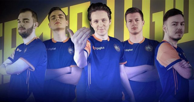 Das League of Legends-Team von GamerLegion (Foto: Unternehmen)