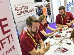 Gamescom Jobs & Karriere informiert Ein- und Umsteiger über Karriere-Chancen in der Games-Branche (Foto: KoelnMesse / Thomas Klerx)