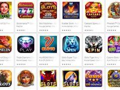 Neuer Glücksspiel-Staatsvertrag kommt: Allein in den Appstores buhlen Tausende von Online-Casinos um Kundschaft (Screenshot)