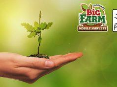 """Gemeinsam mit den Spielern von """"Big Farm: Mobile Harvest"""" will Goodgame Studios zur Wiederaufforstung des Amazonas beitragen (Abbildung: Goodgame Studios)"""