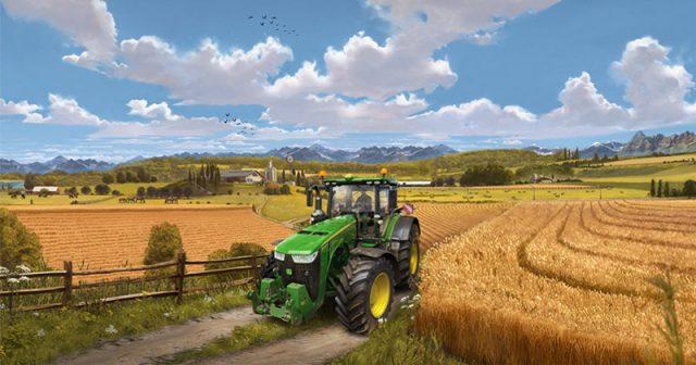 Drei weitere Landwirtschafts-Simulator-DLCs bis Ende 2020 - und für 2021 kündigt Giants Software die Fortsetzung der Serie an (Abbildung: Astragon Entertainment)