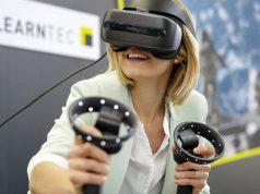 Learntec 2020 in Karlsruhe: Serious Games profitieren von Virtual-Reality-Technologie (Foto: Messe Karlsruhe / Behrendt und Rausch)