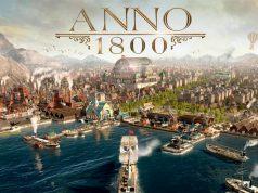"""Meistverkauftes PC-Spiel 2019 in Deutschland laut GfK: Aufbauspiel """"Anno 1800"""" (Abbildung: Ubisoft)"""