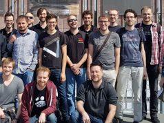 Das Neobird-Team auf der Gamescom 2019 (Foto: Neobird GmbH)