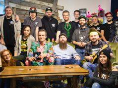 Livestream für den guten Zweck: Das Team von NerdStar TV mit seinen Gästen (Foto: NerdStar TV)