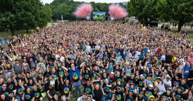 Pokémon Go Fest 2019: 86.000 Teilnehmer ließen über 50 Mio. Euro in Dortmund (Foto: Niantic)