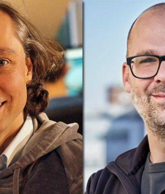 Ralph Stock und Klaas Kersting im Doppel-Interview (Fotos: Promotion Software / Phoenix Games)
