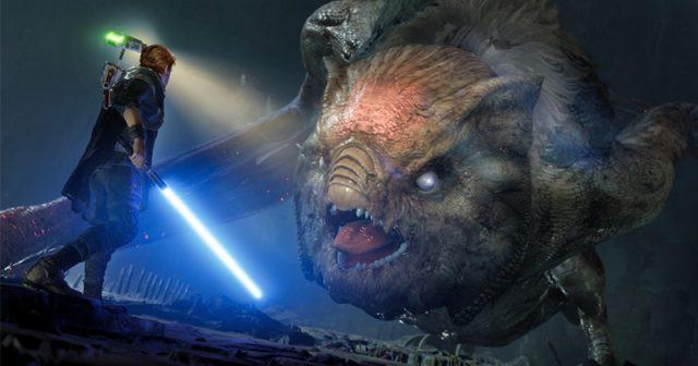 Die Macht ist stark in EA: Die