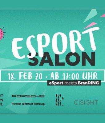 Der eSport Salon 2020 steigt am 18. Februar in Hamburg (Abbildung: Veranstalter)
