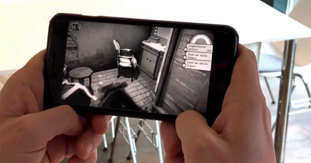 Das Mobilegame