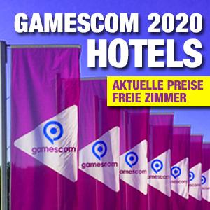 Gamescom 2020 Hotel