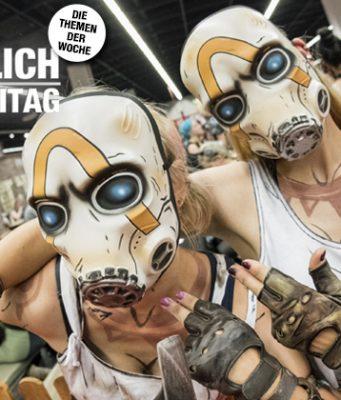 Auch für viele Cosplayer beginnen bald die Gamescom-Vorbereitungen (Foto: KoelnMesse / Oliver Wachenfeld)