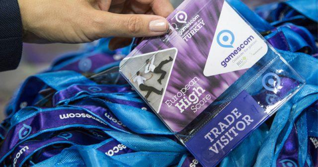 Perfekt vorbereitet auf die Gamescom 2020 mit dem Fachbesucher-Guide von GamesWirtschaft (Foto: KoelnMesse / Harald Fleissner)