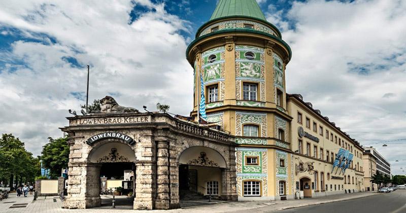 Der traditionsreiche Löwenbräukeller ist Austragungsort des DCP 2020 in München (Foto: LK Betriebs GmbH)