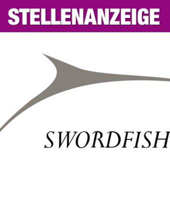 Stellenanzeige: Swordfish PR - PR Berater (m/w/d) - München