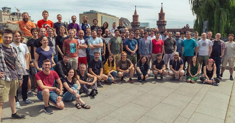 In Berlin beschäftigt die Yager Development GmbH rund 110 Mitarbeiter (Foto: Yager)